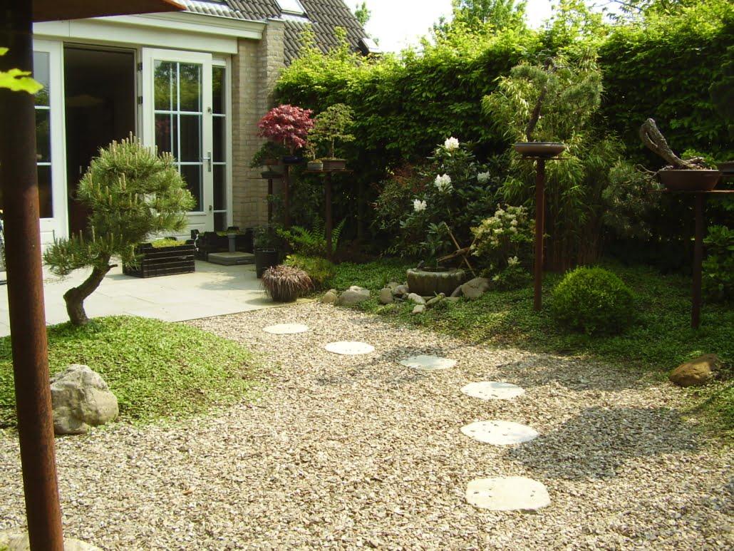 Japanse tuin in Breda