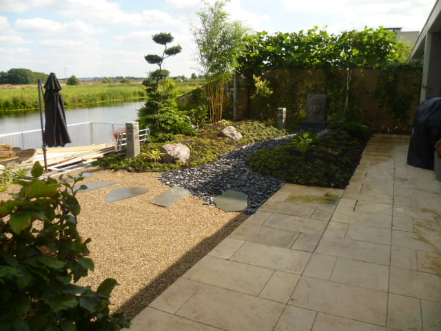 Japanse tuin in Rosmalen